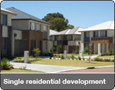 Single Residential Development